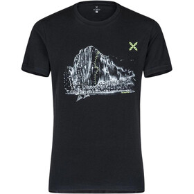 Montura Dawn Wall T-Shirt Herren nero